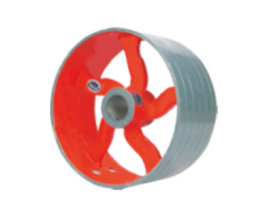 Flat Pulley in Ahmedabad, Flat Pulley in Gujarat, Flat Pulley in India